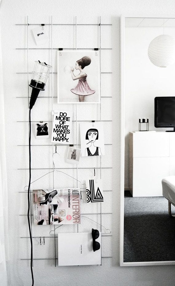 Cool and Inspirational pinboard wall Ideas (20)