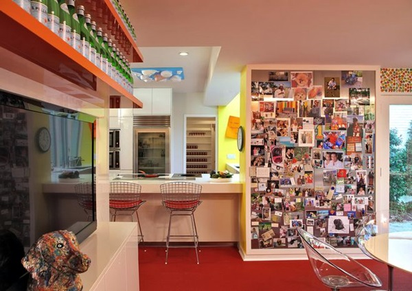 Cool and Inspirational pinboard wall Ideas (21)