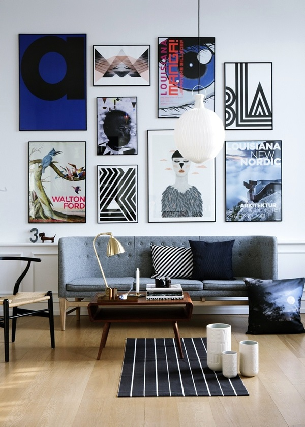 Cool and Inspirational pinboard wall Ideas (23)