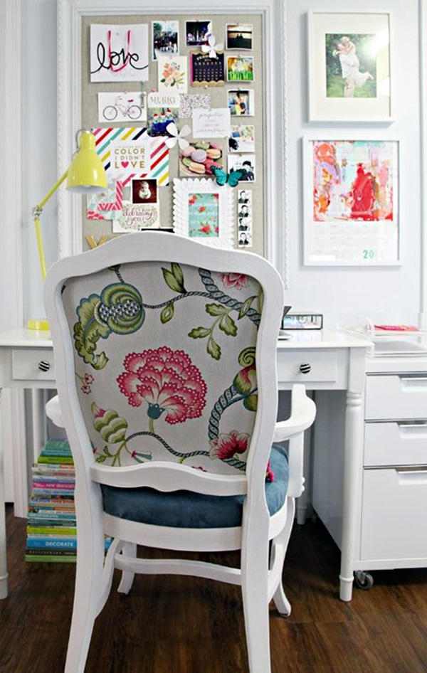 Cool and Inspirational pinboard wall Ideas (24)