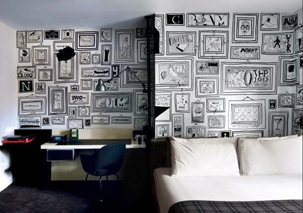 Cool and Inspirational pinboard wall Ideas (28)