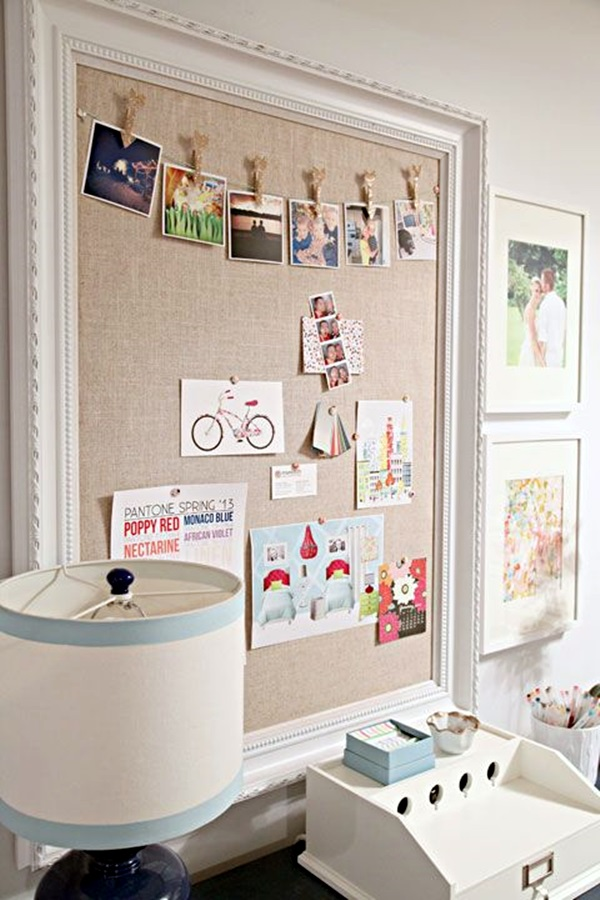 Cool and Inspirational pinboard wall Ideas (35)
