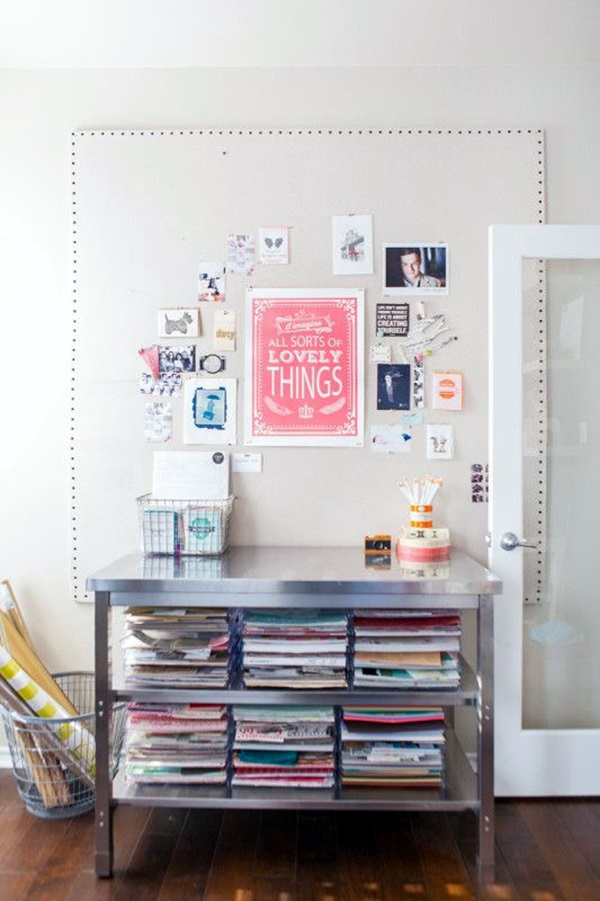 Cool and Inspirational pinboard wall Ideas (36)