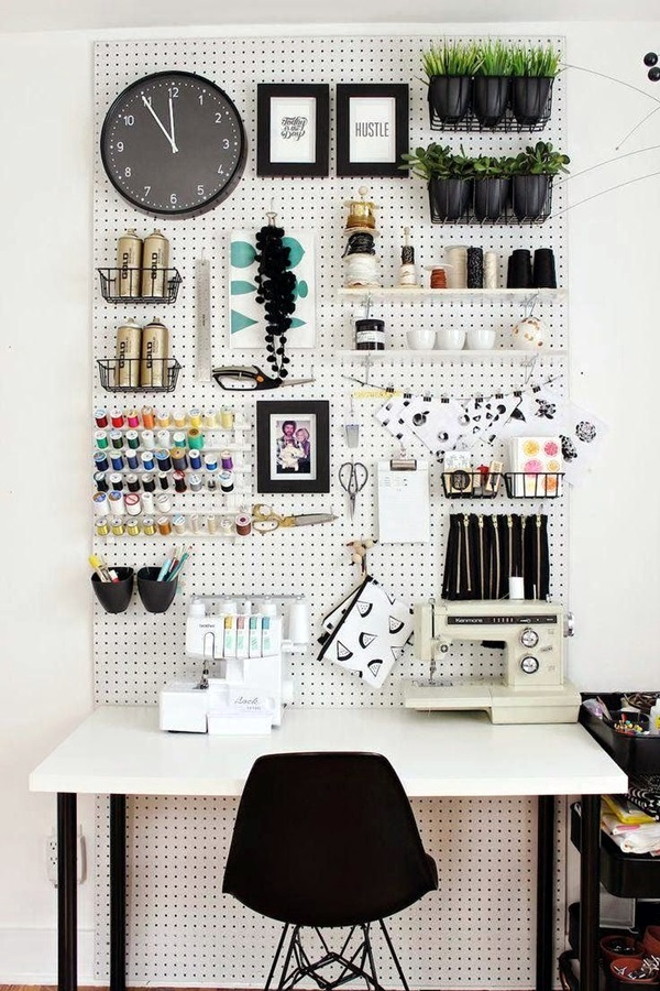 Cool And Inspirational Pinboard Wall Ideas 39