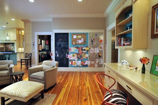 Cool and Inspirational pinboard wall Ideas (42)