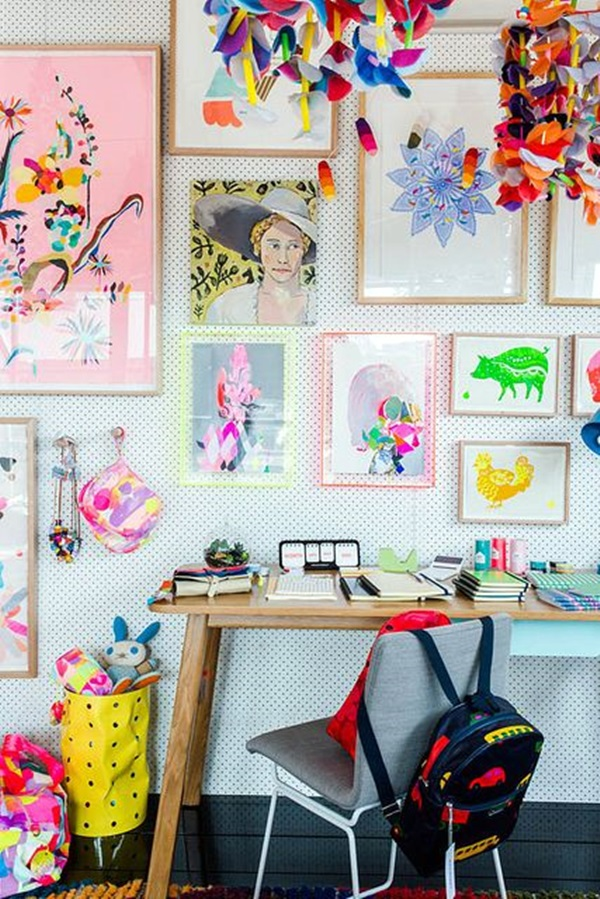 Cool and Inspirational pinboard wall Ideas (44)