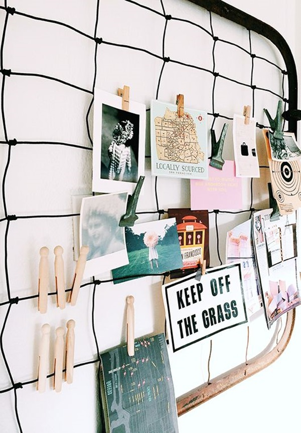 Cool and Inspirational pinboard wall Ideas (45)