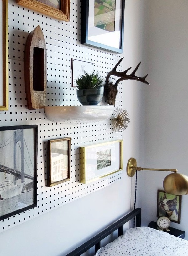 Cool and Inspirational pinboard wall Ideas (7)