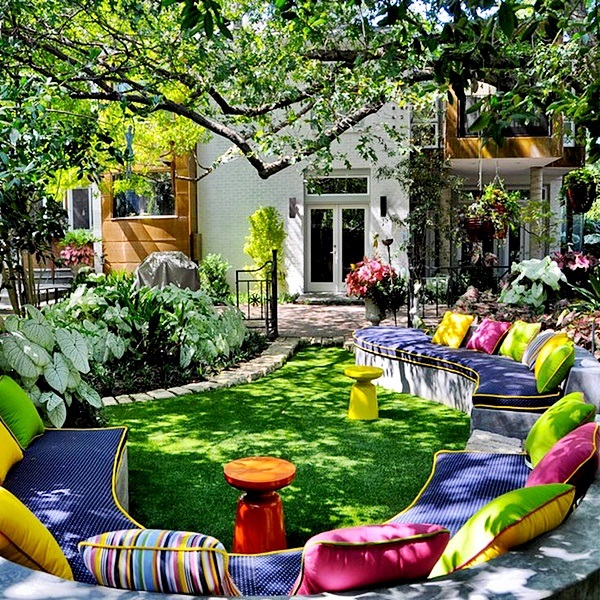 Dreamy backyard escape Ideas For Your Home (10)