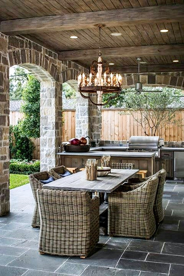 Dreamy backyard escape Ideas For Your Home (11)