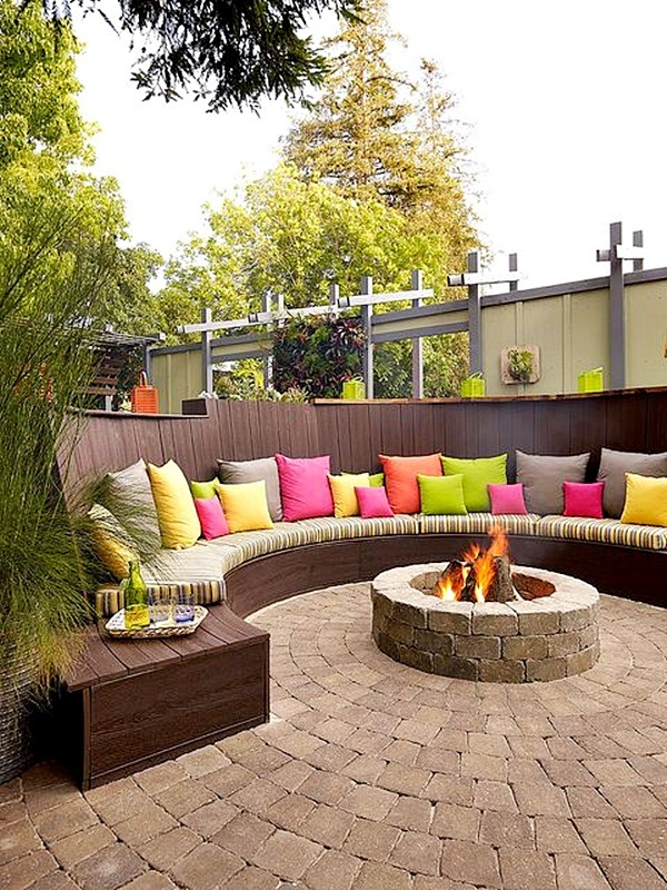 Dreamy backyard escape Ideas For Your Home (12)