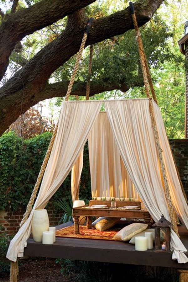 Dreamy backyard escape Ideas For Your Home (13)