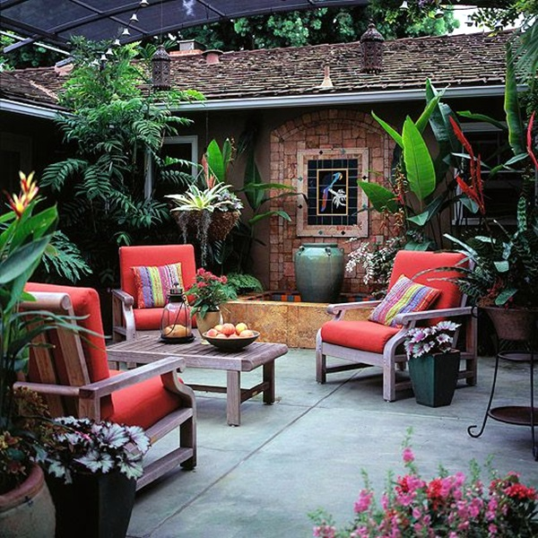Dreamy backyard escape Ideas For Your Home (16)