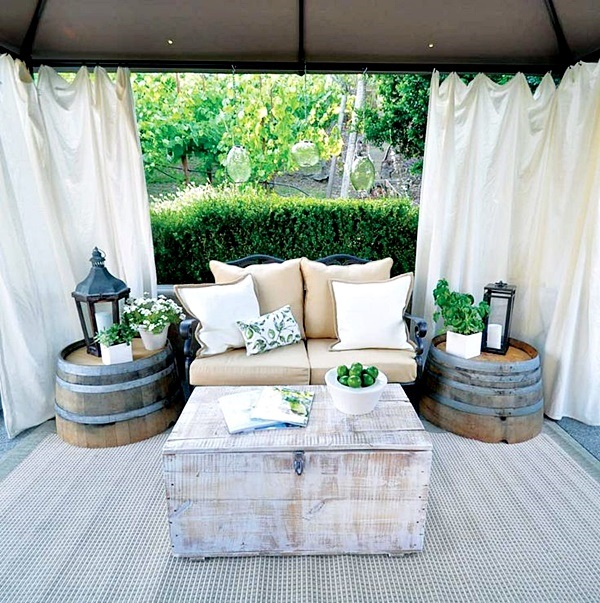 Dreamy backyard escape Ideas For Your Home (17)