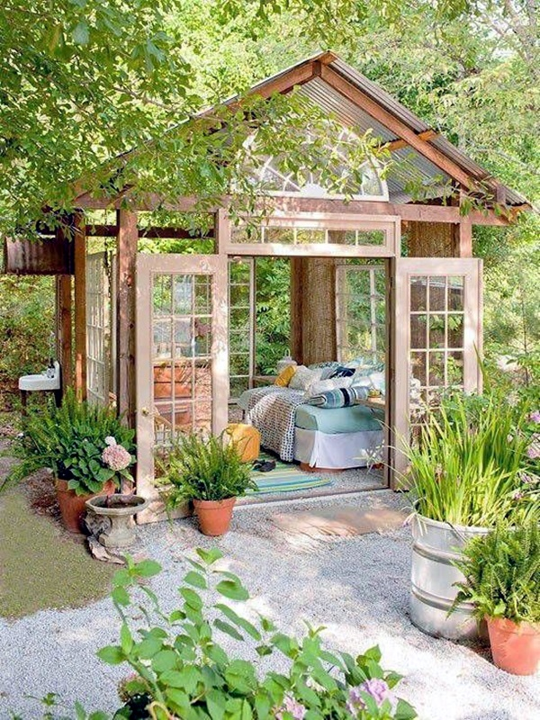 Dreamy backyard escape Ideas For Your Home (19)