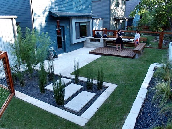 Dreamy backyard escape Ideas For Your Home (21)