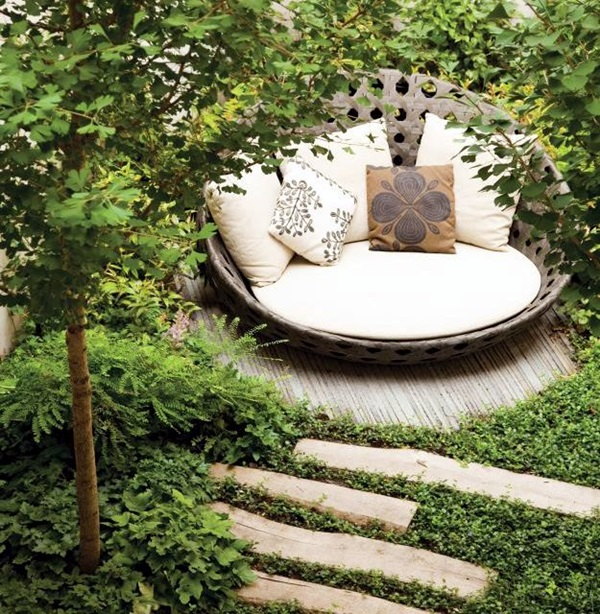 Dreamy backyard escape Ideas For Your Home (28)