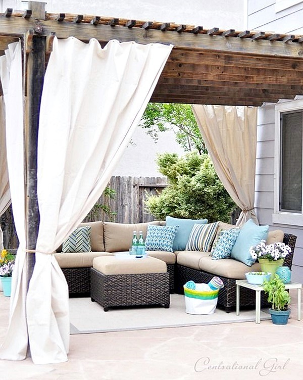 Dreamy backyard escape Ideas For Your Home (29)