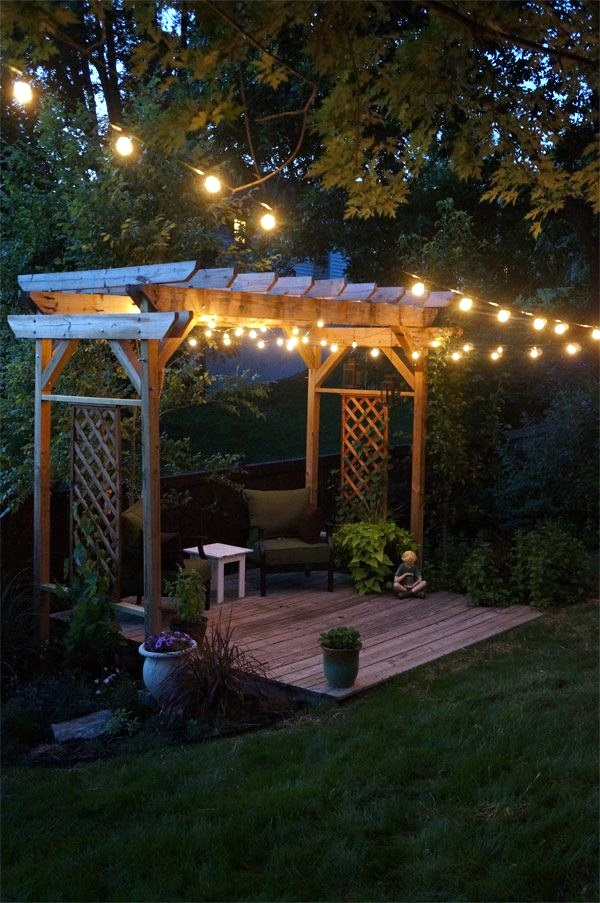 Dreamy backyard escape Ideas For Your Home (3)