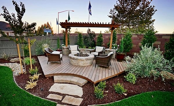 Dreamy backyard escape Ideas For Your Home (35)