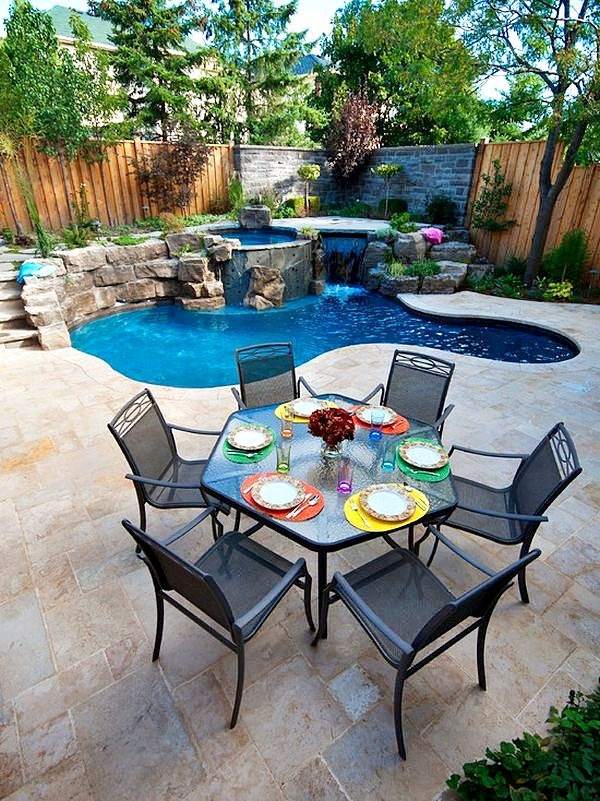 Dreamy backyard escape Ideas For Your Home (4)