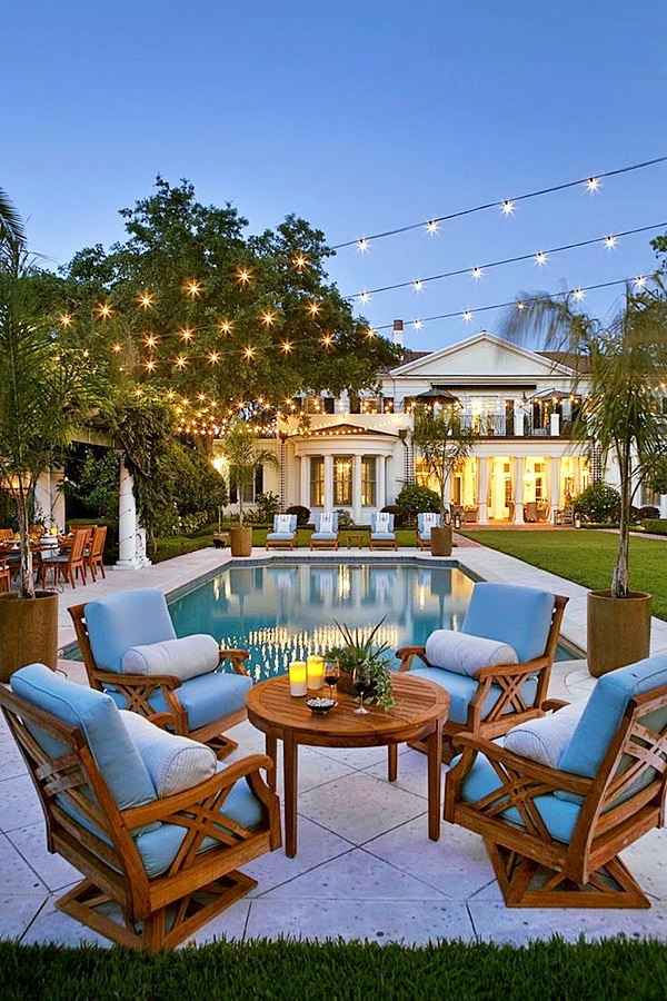 Dreamy backyard escape Ideas For Your Home (40)