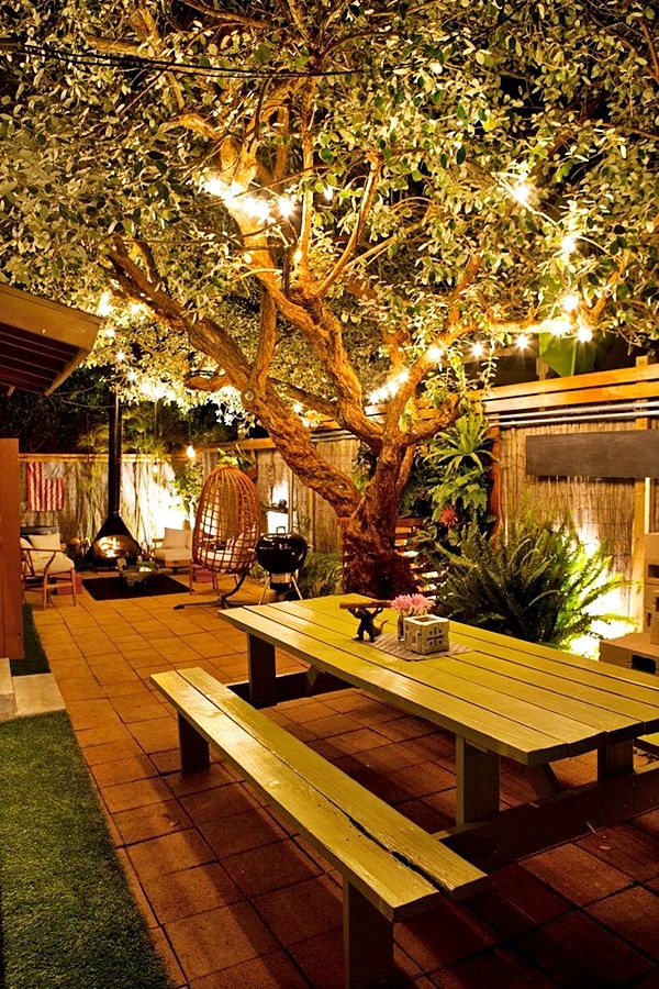 Dreamy backyard escape Ideas For Your Home (7)