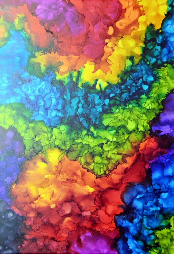 Ink painting Ideas For Inspiration (12)