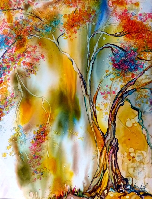 Ink painting Ideas For Inspiration (22)