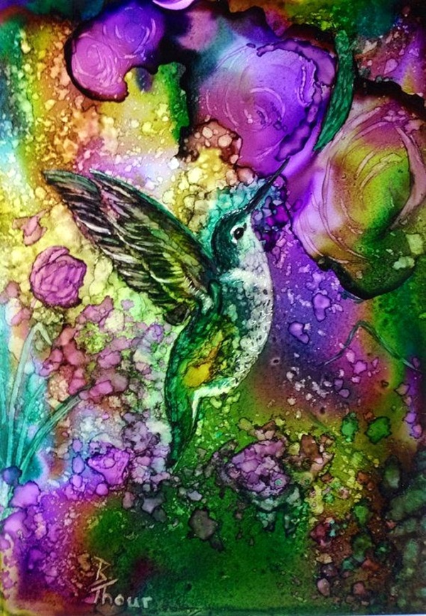 Ink painting Ideas For Inspiration (4)