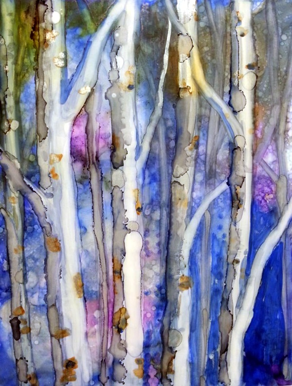 Ink painting Ideas For Inspiration (9)