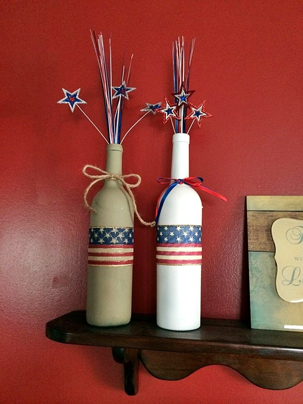 Intelligent Ways to Use Your Old Wine Bottles (14)