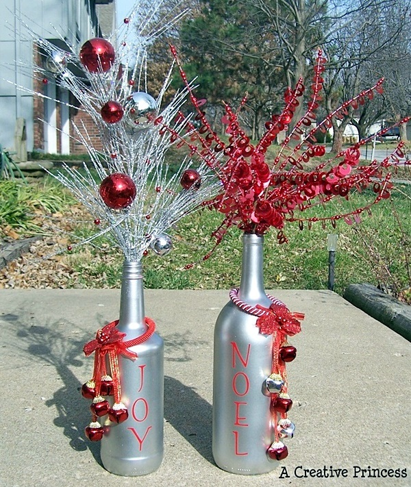 Intelligent Ways to Use Your Old Wine Bottles (20)