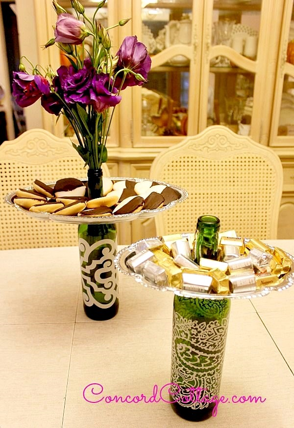 Intelligent Ways to Use Your Old Wine Bottles (3)