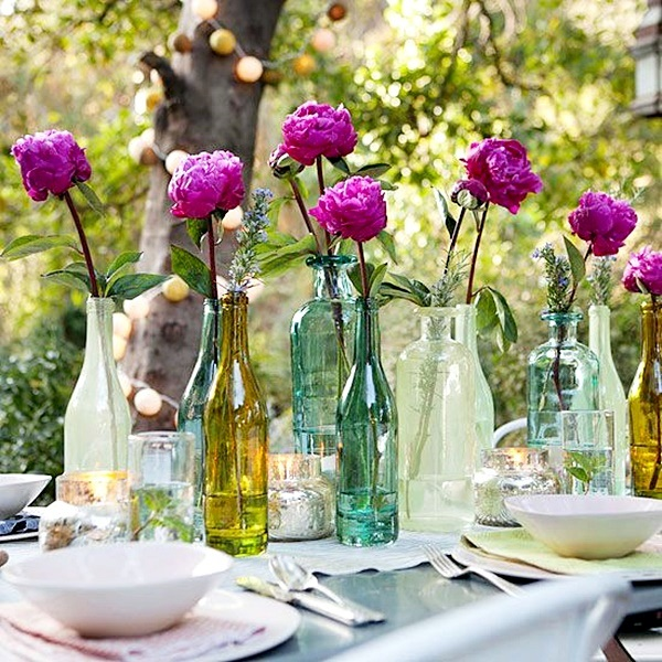 Intelligent Ways to Use Your Old Wine Bottles (36)