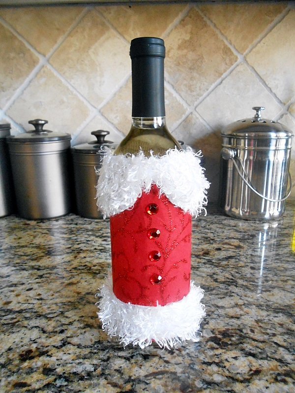 Intelligent Ways to Use Your Old Wine Bottles (46)