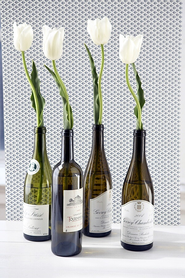 Intelligent Ways to Use Your Old Wine Bottles (47)