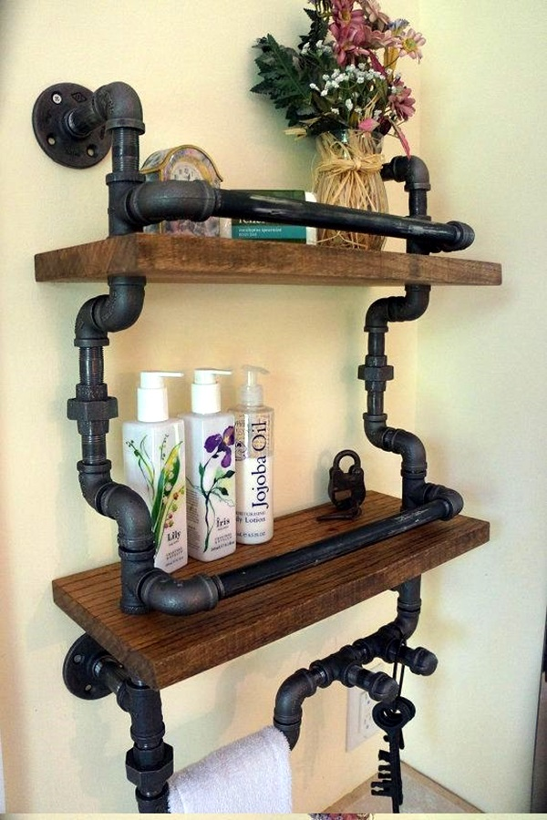 Mechanical Plumbing Pipe Furniture Ideas (17)