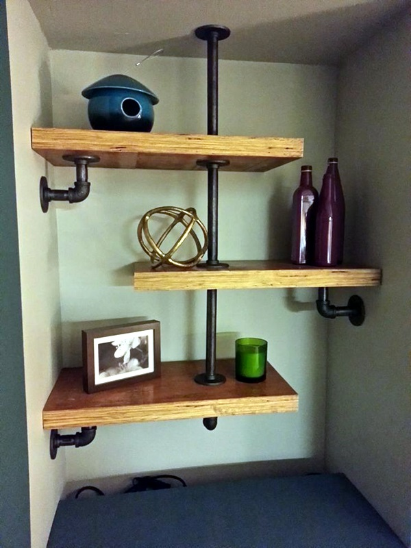 Mechanical Plumbing Pipe Furniture Ideas (25)