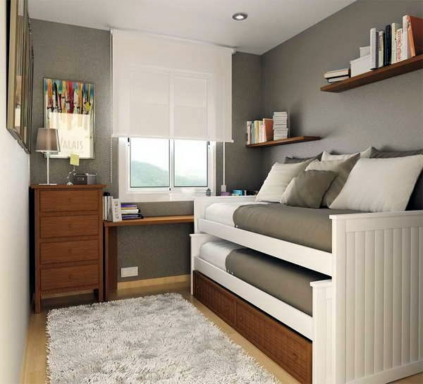 Small Room Decoration Ideas to Make it Work For You (15)