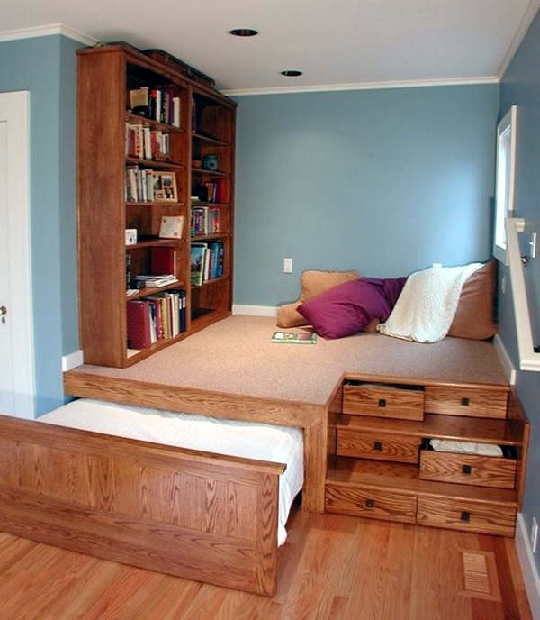 Small Room Decoration Ideas to Make it Work For You (19)