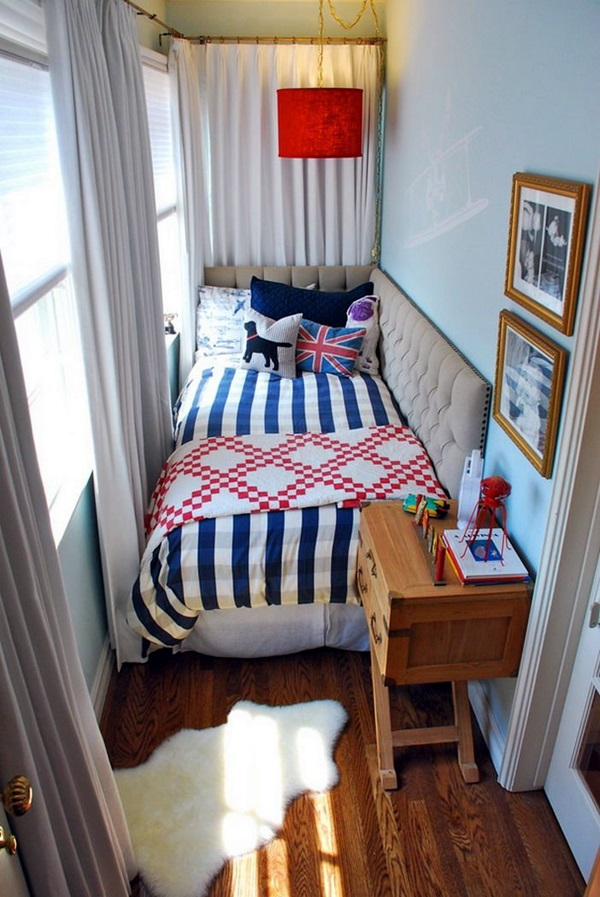 Small Room Decoration Ideas to Make it Work For You (38)