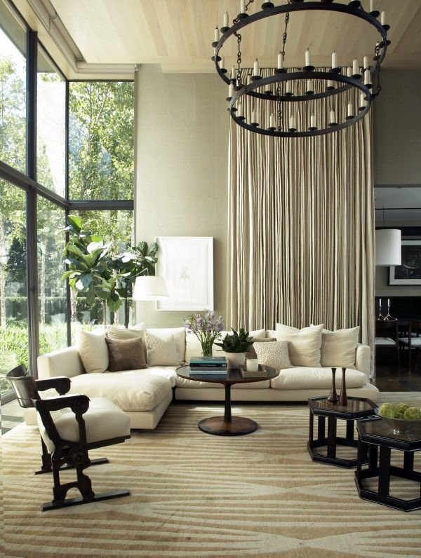 Stunning Modern Living Room Designs (7)