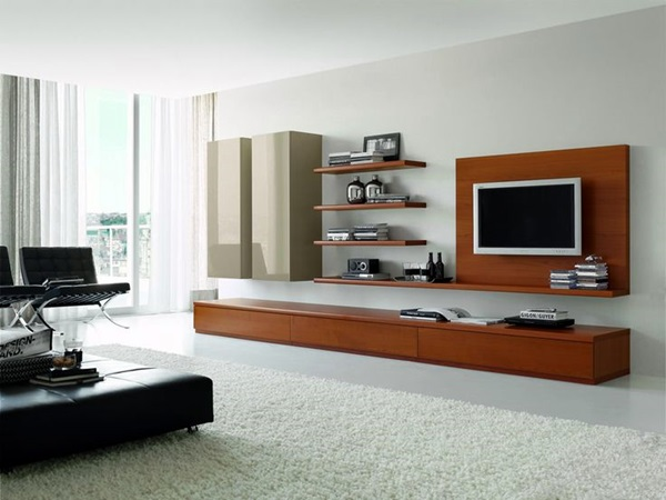 Unique Tv Wall Unit Setup Ideas (30)