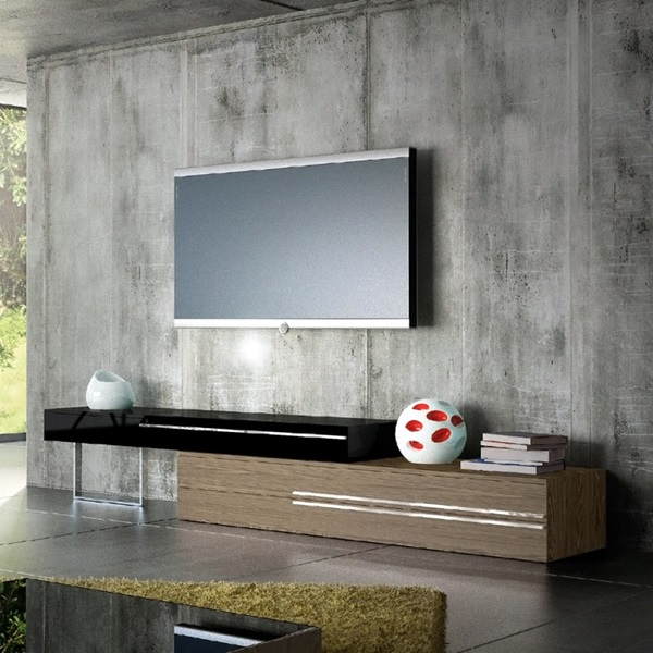 Unique Tv Wall Unit Setup Ideas (34)