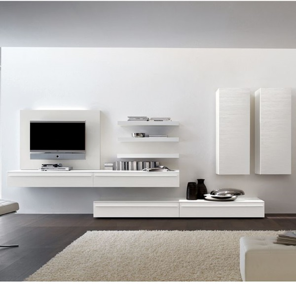 Unique Tv Wall Unit Setup Ideas (35)