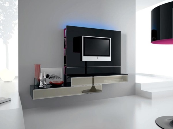 Unique Tv Wall Unit Setup Ideas (6)
