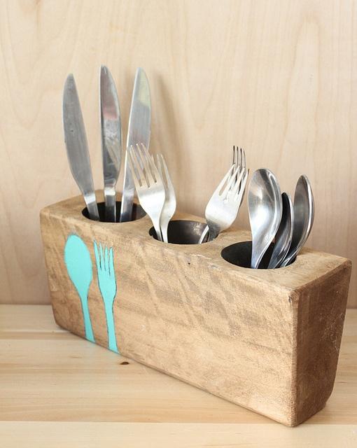 cutlery storage ideas 25