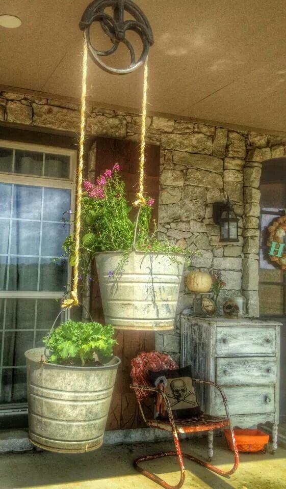 flower pots 16