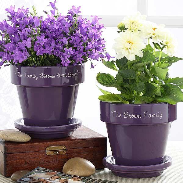 flower pots 17